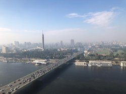 The nile and it's horning traffic