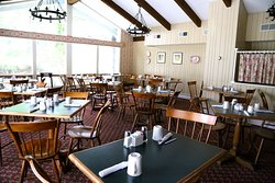 Golden Eagle's restaurant has been serving delicious breakfasts to guests and visitors since 1965.