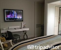 The Standard Room at the Sofitel Paris Le Faubourg