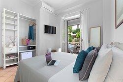 Camera Matrimoniale Economy con balcone non vista mare
