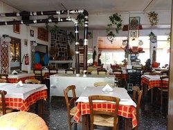 Salle de restaurant Marianna