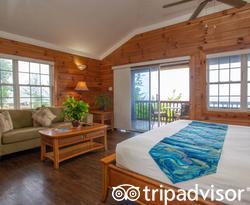The Oceanside Luxury Suite at the Westender Inn