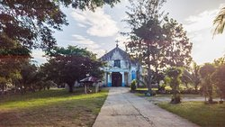 Our Lady of the Divine Providence Parish Haupteingang