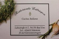 Ristorante Estragon - Cucina italiana