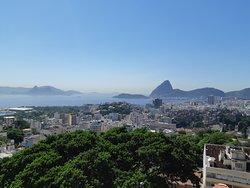 Visite du centre historique de Rio