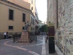 Plaza Del Quijote