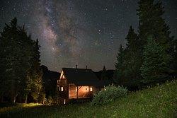 Bright starry nights