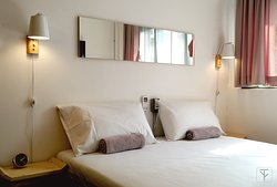 Deluxe Double Room@T-Boutique Hostel