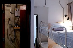Superior Twin Room@T-Boutique Hostel