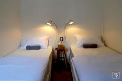 Twin Room@T-boutique Hostel