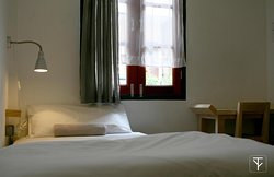 Triple room@T-Boutique Hostel