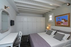 Villa Mersini bedroom