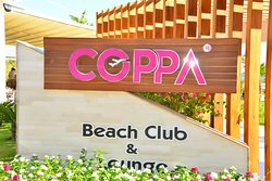 Coppa Beach Club & Lounge