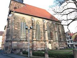 Eine beeindruckende Kirche