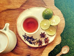 Teas from all over the world