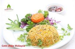 Cơm chiên Malaysia (Malaysia fried rice)