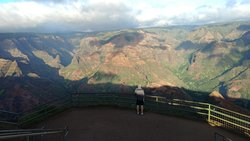 The lookout sites were great for just gazing in awe at God's creation and the view was great for photo ops