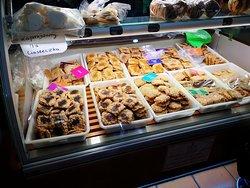 Centro de Visitantes del Parque Nacional del Garajonay / paikallisia keksejä