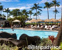 Pool at the Pools at The Westin Kaanapali Ocean Resort Villas