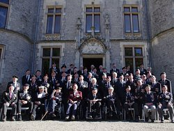 WW2 Veterans coming back to l'Isle Marie