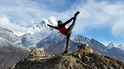 Himalayan Yoga.
