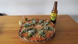 JEANCA ! Pesto, Tomate y Parmesano