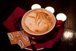 Fresh ground ROAR coffee beans make great coffee  Let our team make you a coffee that ends your meal on the right note