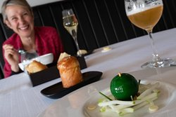 Green Apple Foie Gras