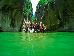 Ready to explore the amazing Portitsa & Klefti Canyons at Grevena!