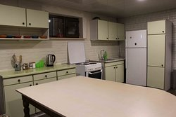 Летняя кухня (очоккана)