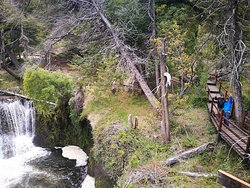 Reserva Nant y Fall, Trevelin