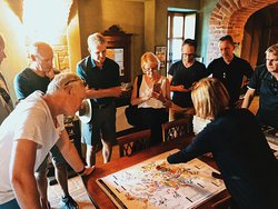 Learning about the Barolo terroir with Chiara Boschis expert Winemaker