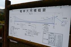 吊橋の説明