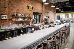 The WEL Bar offers a full bar, plus coffee and espresso drinks!