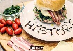 HISTORY Cafe Bistro