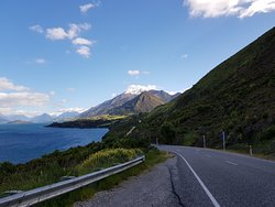 Somewhere along the way to Glenorchy from Queenstown