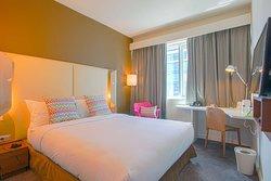 CAMPANILE Standard double room