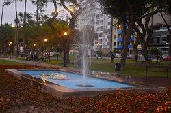 Parque de las Tradiciones.