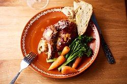 Organic Chicken Rotisserie