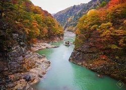 Ryuokyo Canyon
