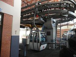 Manakamana Cable Car Station