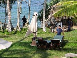 Eraeliya Villas & Gardens - daily garden pampering