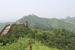 Pinggu Jiangjunguan Great Wall
