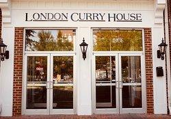 Entrance @ London Curry House