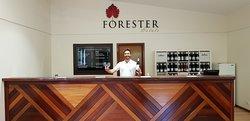 Rivendell Cellar Door feat. Forester Estate Wines