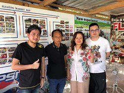 Thank you for the guests using Van Bangkok Tours Company.