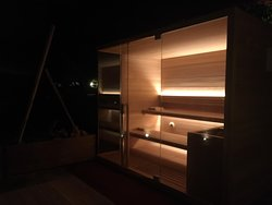 Sauna esterna