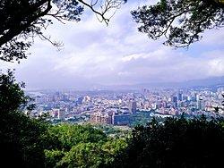Jiantan Mountain