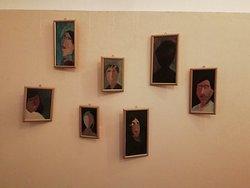I ritratti di Fabrizio Alborno