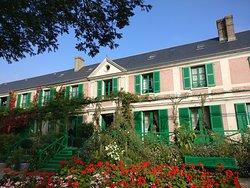 Maison de Claude Monet à Vétheuil